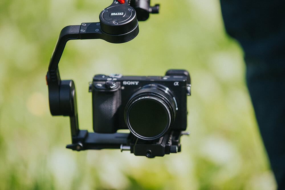 ND Filter สำคัญยังไงกับการถ่ายวีดีโอ