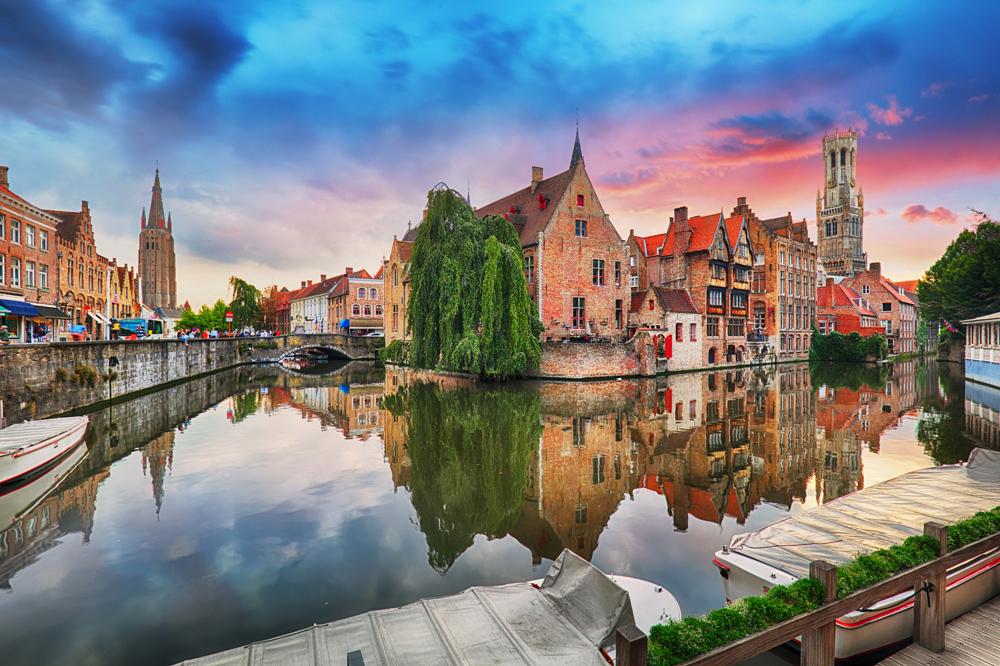 12 เมืองเที่ยวยุโรป