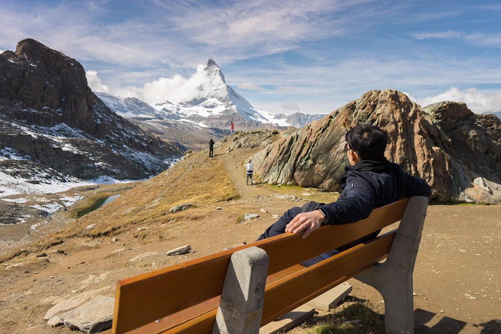 7 วันในสวิตเซอร์แลนด์ ดินเเดนสวรรค์บนดิน