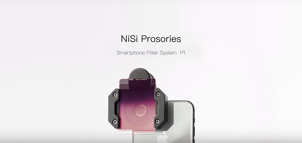 รีวิว NISI P1 Prosories ฟิลเตอร์สำหรับ Smartphone ที่จะช่วยให้การถ่ายภาพนิ่งด้วยมือถือของเราสวยขึ้นทันที
