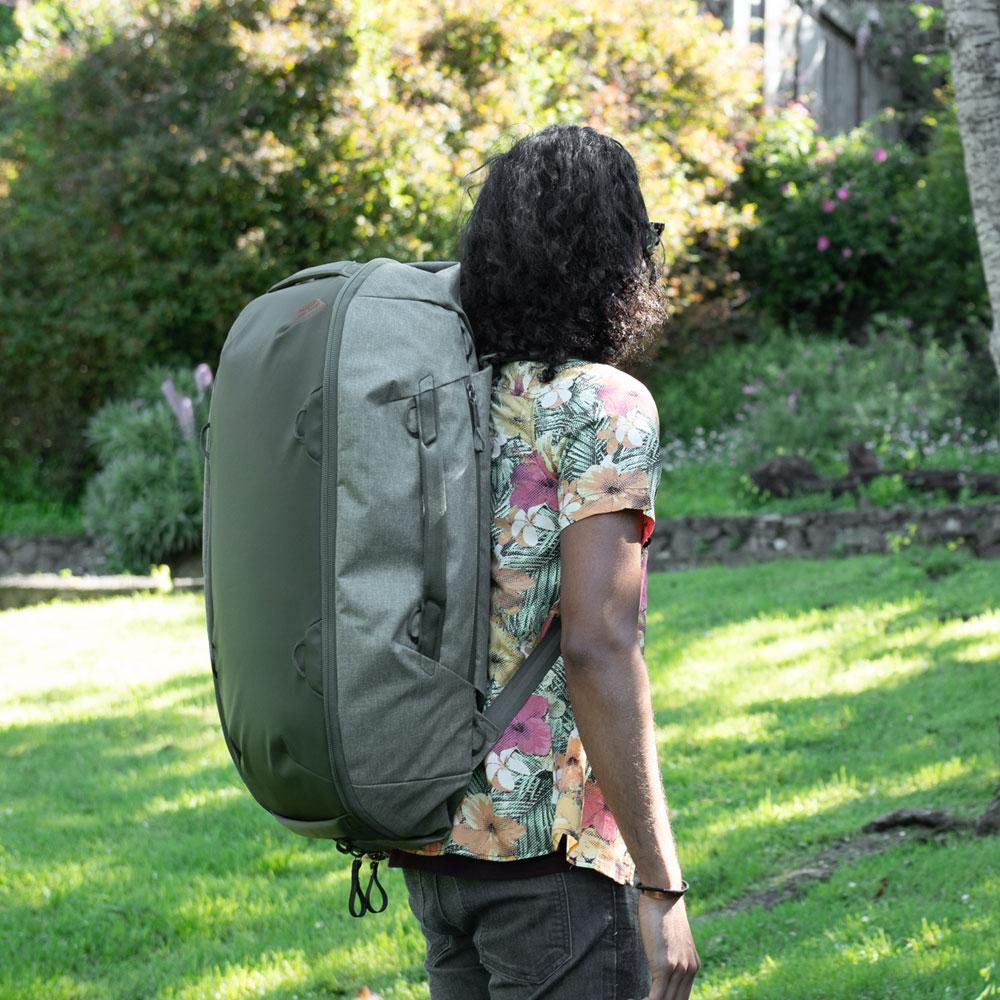 รีวิว Peak Design Travel Duffelpack 65L