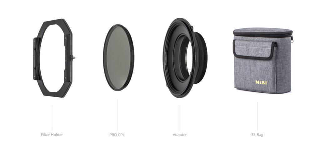 รีวิว NISI S5 Kit Holder for SIGMA 14-24mm F2.8 Art ชุด Holder สำหรับช่างภาพ Landscape