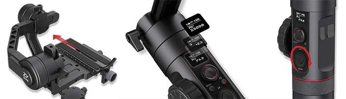 ไม้กันสั่นกล้อง Mirrorless ปี 2019 รุ่นไหนดี ราคาเท่าไหร่บ้าง