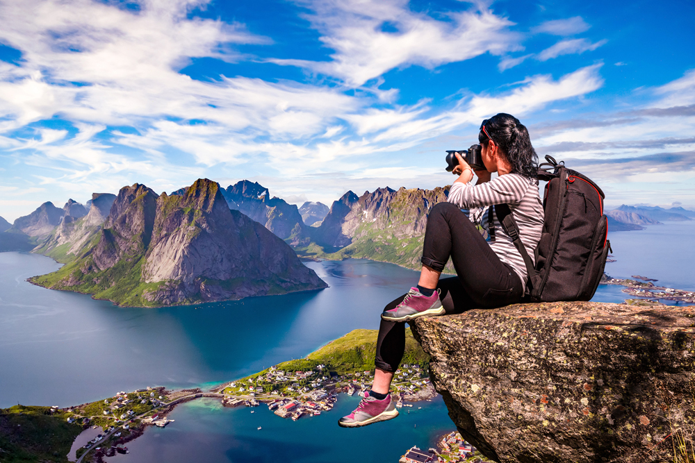 10 Tips การเตรียมตัวถ่ายภาพ Landscape