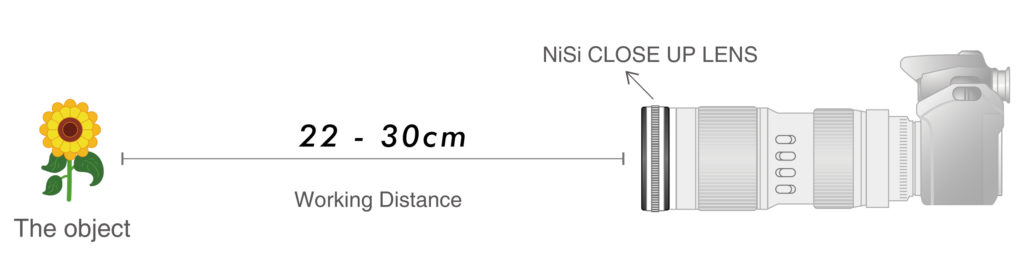 รีวิว NISI Close Up Lens ช่วยให้ภาพได้ใกล้มากขึ้น ช่วยให้เลนส์ทั่วไปถ่ายภาพมาโครได้