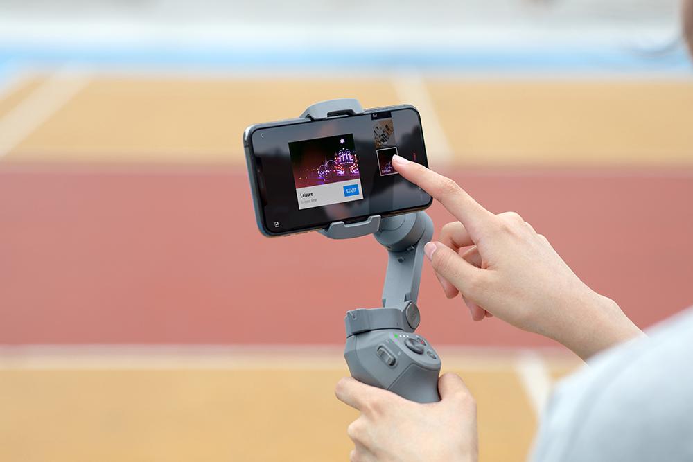 พรีวิว DJI Osmo Mobile 3 ไม้กันสั่นล่าสุดจาก DJI พกง่ายขึ้น สะดวกขึ้น พร้อม Active Track แบบ Gimbal ระดับมืออาชีพ