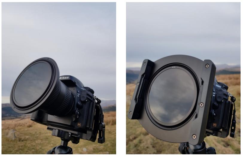 ฟิลเตอร์แผ่น NISI Polariser Filter (PL) และฟิลเตอร์กลม NISI C-PL แตกต่างกันยังไง ควรซื้อรุ่นไหนมาใช้ดี
