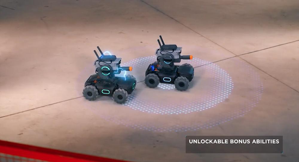 7 จุดเด่น DJI Robomaster S1