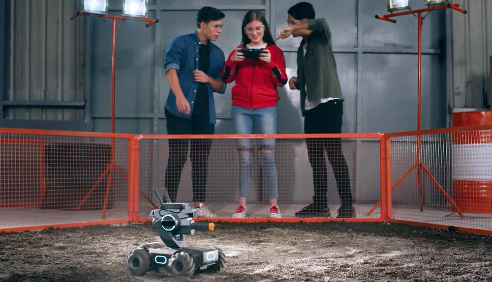 รีวิว DJI RoboMaster S1 หุ่นยนต์เพื่อการศึกษา สร้างมาเพื่อฝึกทักษะ ไหวพริบ