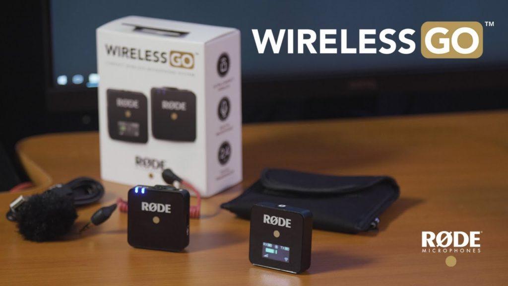 ไมค์ไร้สาย Rode Wireless Go กับคุณภาพเสียงในงานวิดีโอที่ไม่ควรมองข้าม