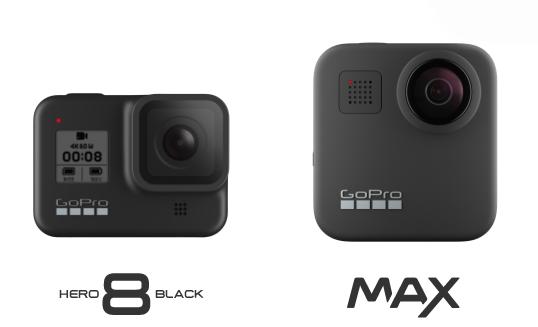 GoPro Hero 8 Black vs GoPro Max รุ่นไหนดีกว่ากัน รุ่นไหนเหมาะกับเราที่สุด