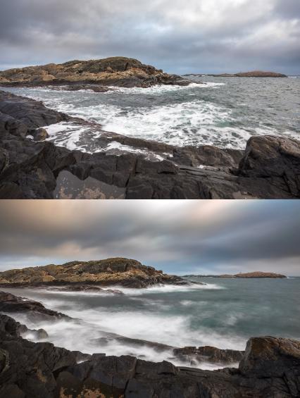 NISI HUC IR ND1000 กับ NISI ND+C-PL ควรเลือกใช้อันไหนถึงจะถ่ายภาพ Landscape ได้สวยที่สุด