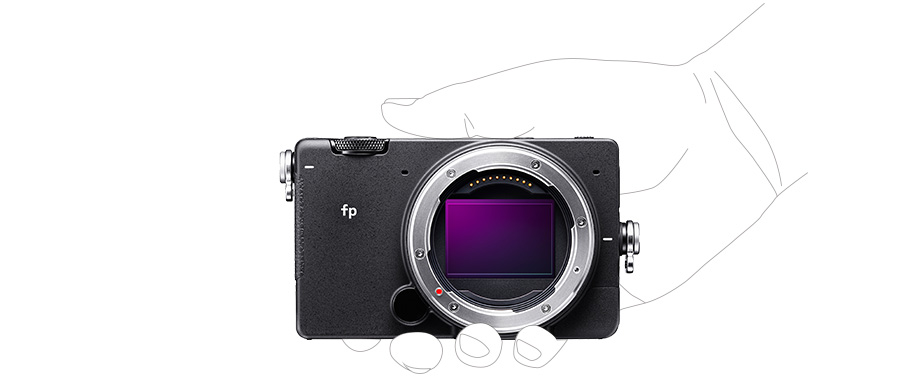 รีวิวกล้อง SIGMA fp กล้อง Mirrorless Full-frame เล็กที่สุดและเบาที่สุดในโลก