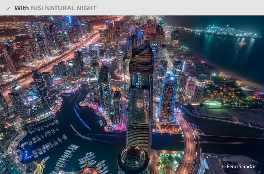 การใช้ NISI Filter ในการถ่ายภาพ Cityscape ให้สวยมากขึ้น