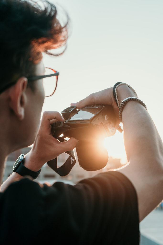 5 วิธีฝึกถ่ายภาพมือใหม่เริ่มต้นให้เก่งขึ้น โดยที่ไม่ต้องพึ่งอุปกรณ์ใหม่