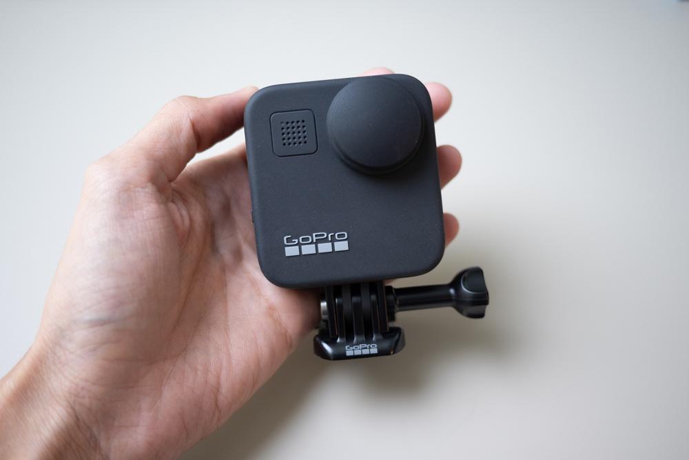 รีวิว GoPro Max เจาะทุกขั้นตอน เปิดเครื่อง, Updated, Sync การใช้งาน