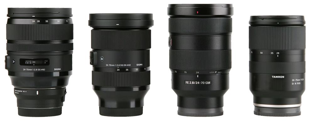 พรีวิว SIGMA 24-70mm F2.8 DG DN Art | L-Mount, E-Mount สำหรับกล้อง Mirrorless ประสิทธิภาพเหนือระดับ เป็นไปได้กับทุกสิ่งที่ใจต้องการ