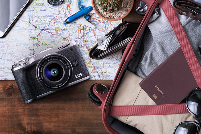พรีวิว Canon EOS M6 Mark II กล้องขนาดเล็กกะทัดรัด น้ำหนักเบา ตอบสนองการใช้งานได้อย่างรวดเร็วไม่พลาดเสี้ยววินาทีสำคัญ