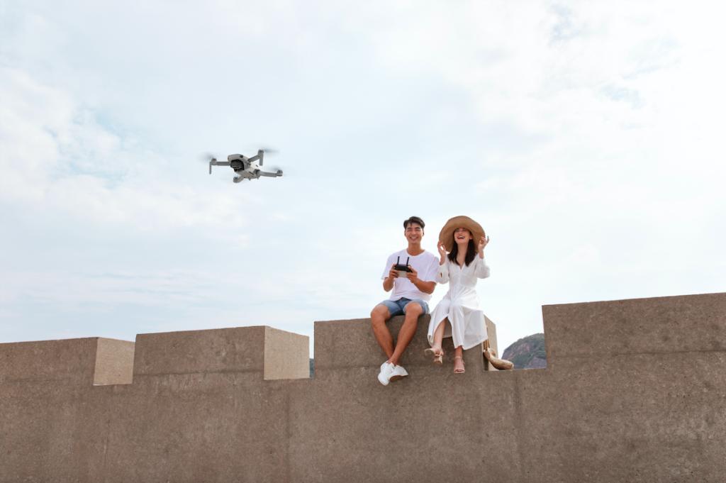 ซื้อ DJI Drones 2020 รุ่นไหนดี ถ้ามือใหม่อยากจะมีโดรนเจ๋ง ๆ ไว้บินสำหรับตัวเอง