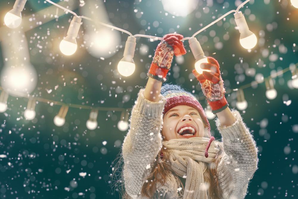 ไอเดียการตั้งค่ากล้อง ถ่ายรูปกับไฟประดับช่วงคริสต์มาสและปีใหม่