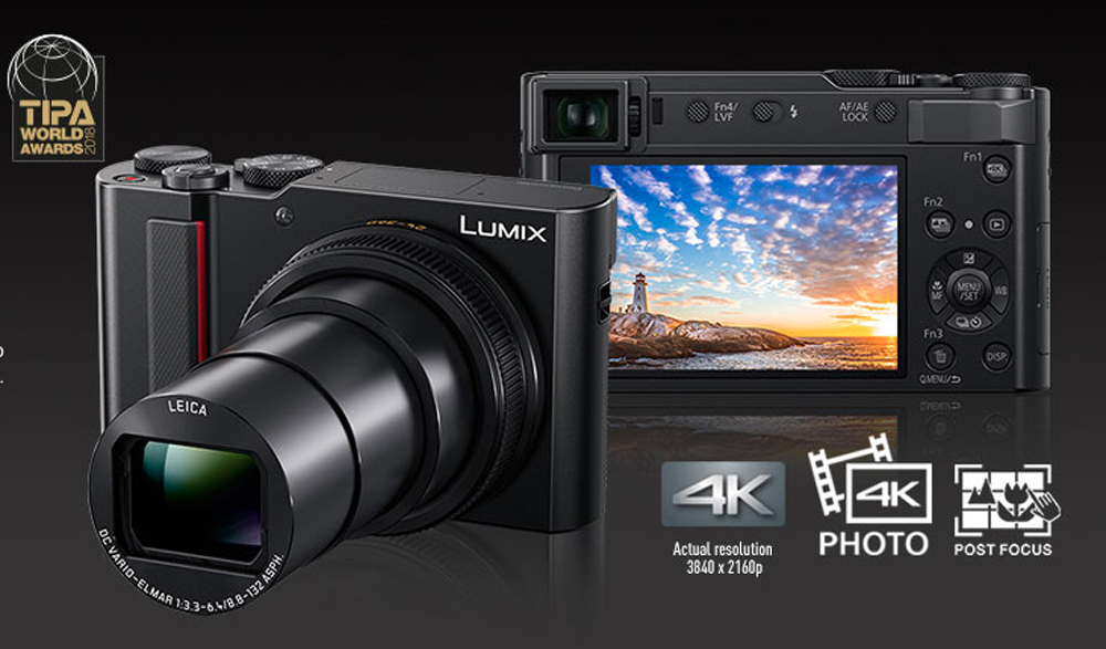 พรีวิว Panasonic Lumix TZ220 หรือ Panasonic DC-ZS200 กล้องประสิทธิภาพสูงสำหรับสายเที่ยวตัวจริง