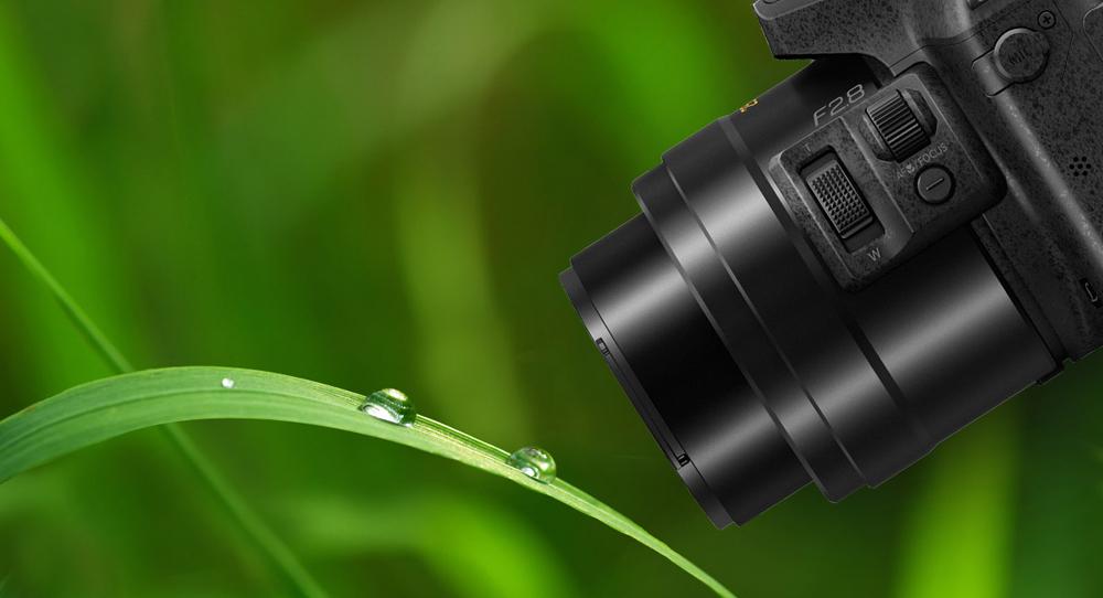 พรีวิว Panasonic Lumix FZ2500 กล้องที่มาพร้อมกับประสิทธิภาพอันหลากหลายและน่าเหลือเชื่อทั้งภาพนิ่งเเละวีดิโอ