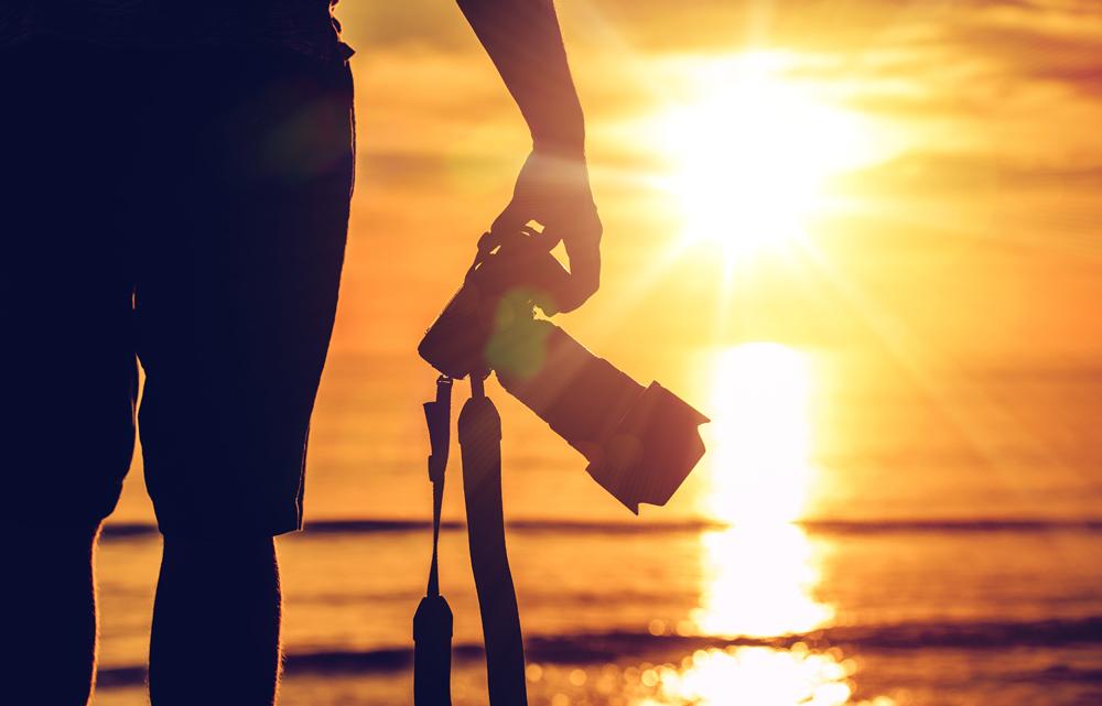 9 ไอเดียมุมมองถ่ายภาพเวลาไปทะเล และวิธีการเตรียมตัวให้พร้อม