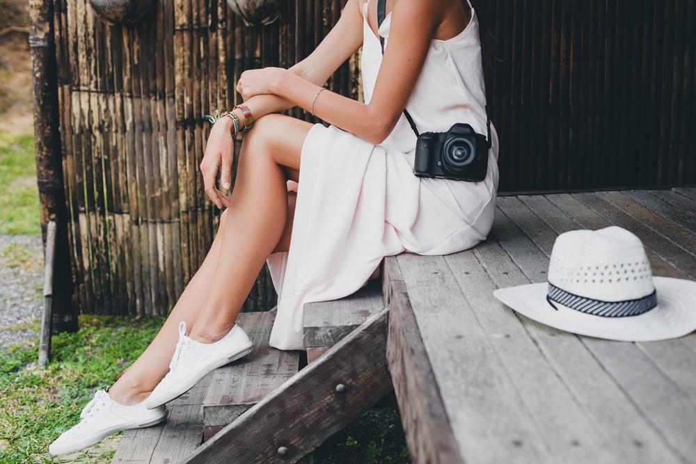 10 วิธีโพสท่าเเบบ Blogger เพื่อให้ได้ภาพสวยสื่ออารมณ์ในการเดินทางท่องเที่ยว