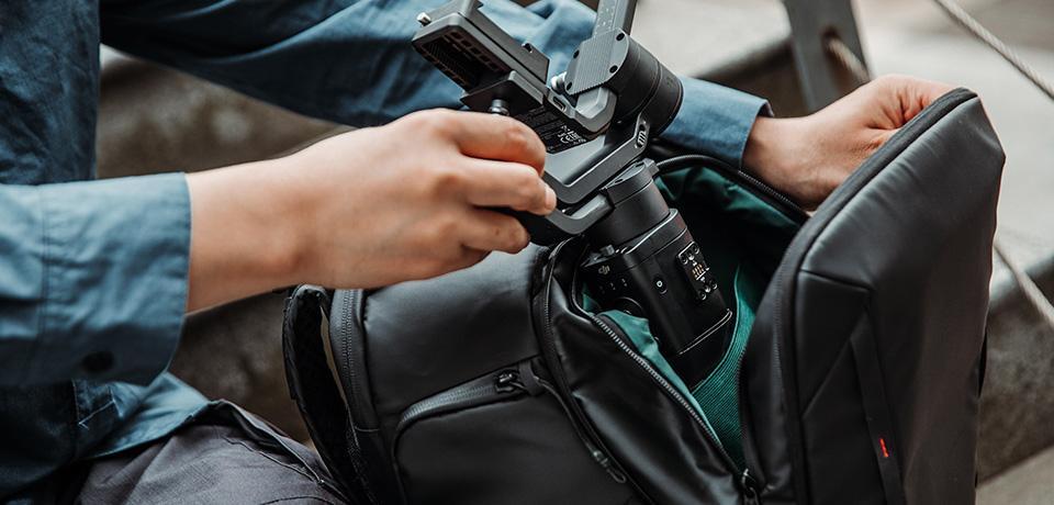 PGYTECH OneMo Backpack รีวิว จุดเด่นสำหรับนักท่องเที่ยว YouTuber, Vlogger และช่างภาพ