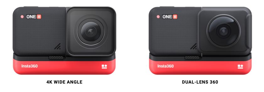 รีวิวเปรียบเทียบ Insta360 One R 4K vs Twin ต่างกันตรงไหน และรุ่นไหนดีสุด