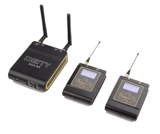พรีวิวไมโครโฟนไร้สาย DEITY CONNECT 2.4GHZ 2TX และ 1 RX DUAL CHANNEL ตอบโจทย์การทำงานในระดับมืออาชีพ