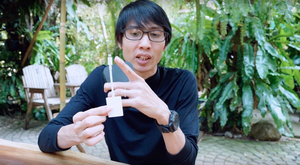 3 วิธี Import RAW จากกล้อง Mirrorless เข้ามือถือ ด้วย Card Reader โดยใช้ iPhone 11 Pro Max