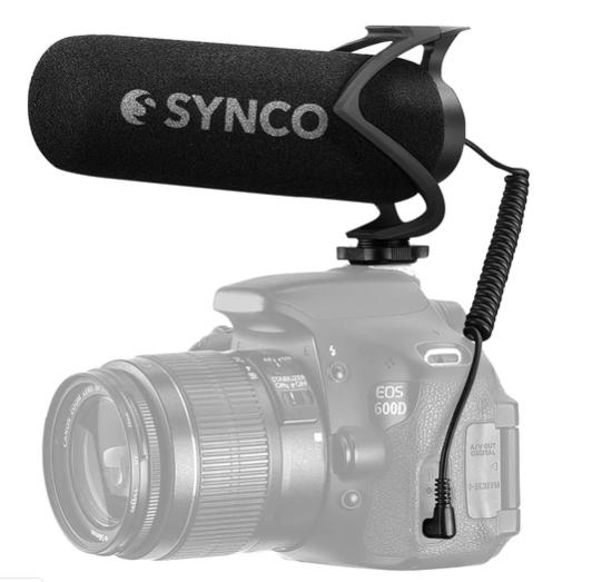 พรีวิว SYNCO MIC – M2  ไมโครโฟนติดหัวกล้องแบบ Shotgun สำหรับกล้อง และสมาร์ทโฟน