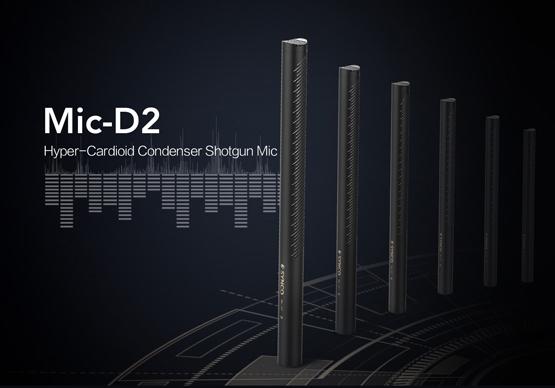 7 เรื่องเด่น Synco Mic D2 สำหรับการถ่ายวิดีโอมืออาชีพ