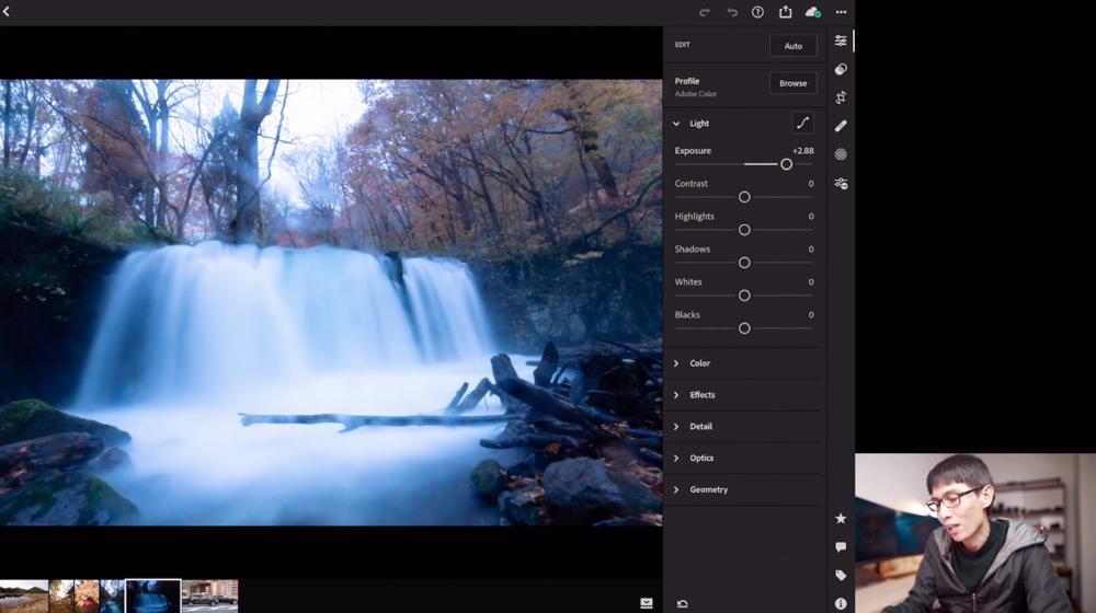 5 วิธีชุบชีวิตภาพเก่าให้สวย ถ่ายภาพมามืด ภาพเสีย ก็แก้ไขได้ด้วย Adobe Lightroom Mobile