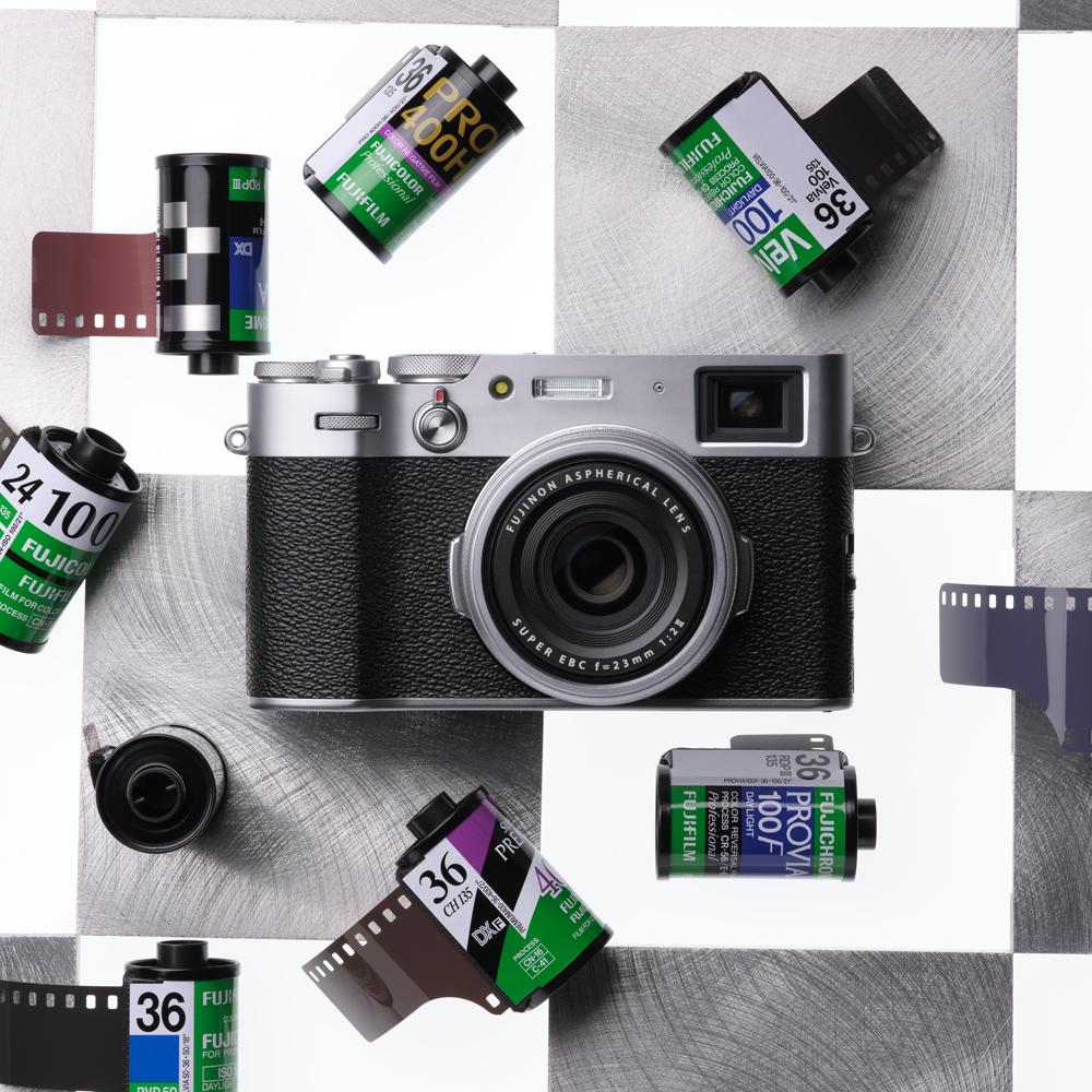 พรีวิว FUJI X100V กล้องคอมแพคสไตล์เรโทร สุดคลาสสิก ด้วยฟังก์ชั่นสุดล้ำ ให้คุณภาพของภาพที่สุดยอด