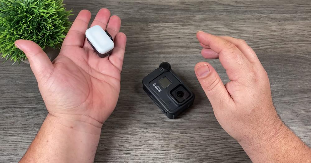 พรีวิว GoPro Light Mod ไฟเสริม LED กำลังสูงใช้ได้กับ GoPro Hero 8 Black ปรับระดับความสว่างได้ กันน้ำได้ เพื่อการ vlog ได้ทุกที่ทุกสถานการณ์
