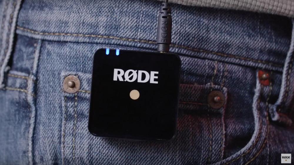 รีวิว Rode Lavalier Go  ไมโครโฟนตัดเสียงรบกวน สำหรับการบันทึกเสียงเพื่องานวิดีโอโดยเฉพาะ