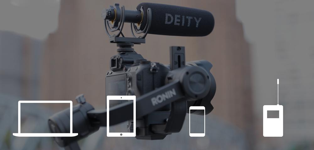 รีวิวจุดเด่น Deity V-Mic D3 Pro สำหรับงานบันทึกเสียงในงาน VDO Production