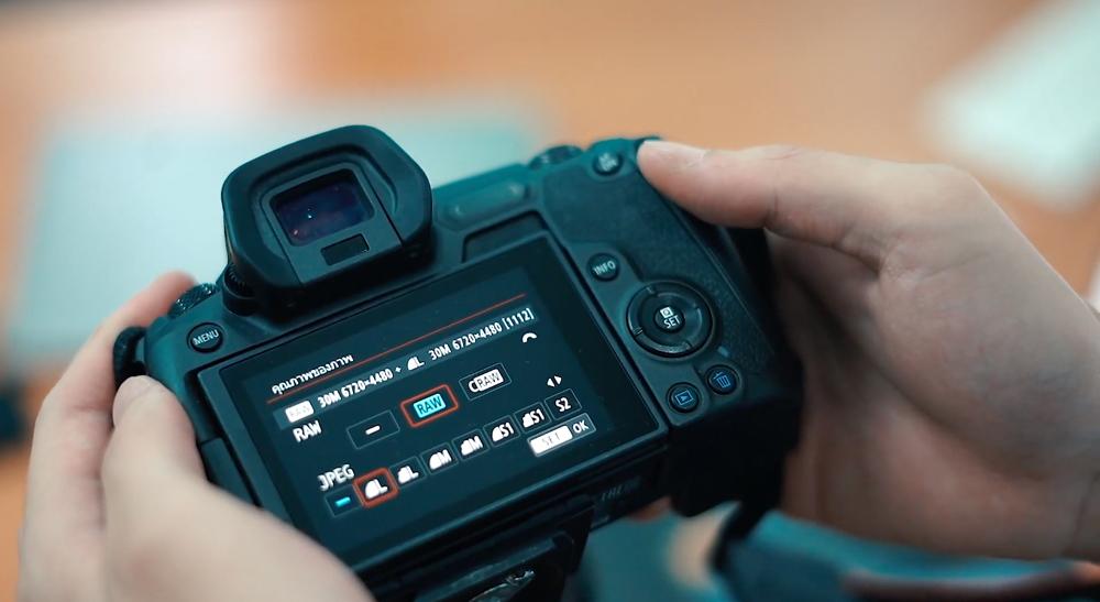 RAW vs JPEG เลือกไฟล์อะไรดี และพื้นฐานที่มือใหม่ต้องรู้ก่อนที่จะเลือกไฟล์สำหรับถ่ายภาพ