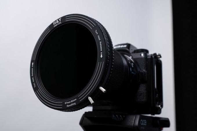 พรีวิว H&Y RevoRing ฟิลเตอร์ 2 in 1 (ND+ CPL) หมุนเกลียวปรับใช้ได้กับเลนส์หลายขนาด ภาพสวยคมเฉียบ