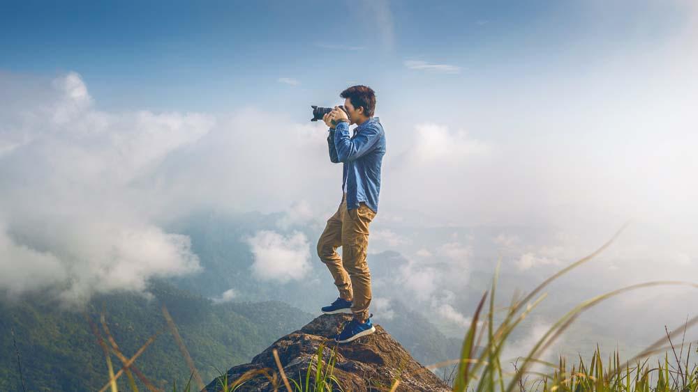 7 แนวคิดที่ช่วยให้พัฒนาการถ่ายภาพให้สวยขึ้น สำหรับผู้เริ่มต้น