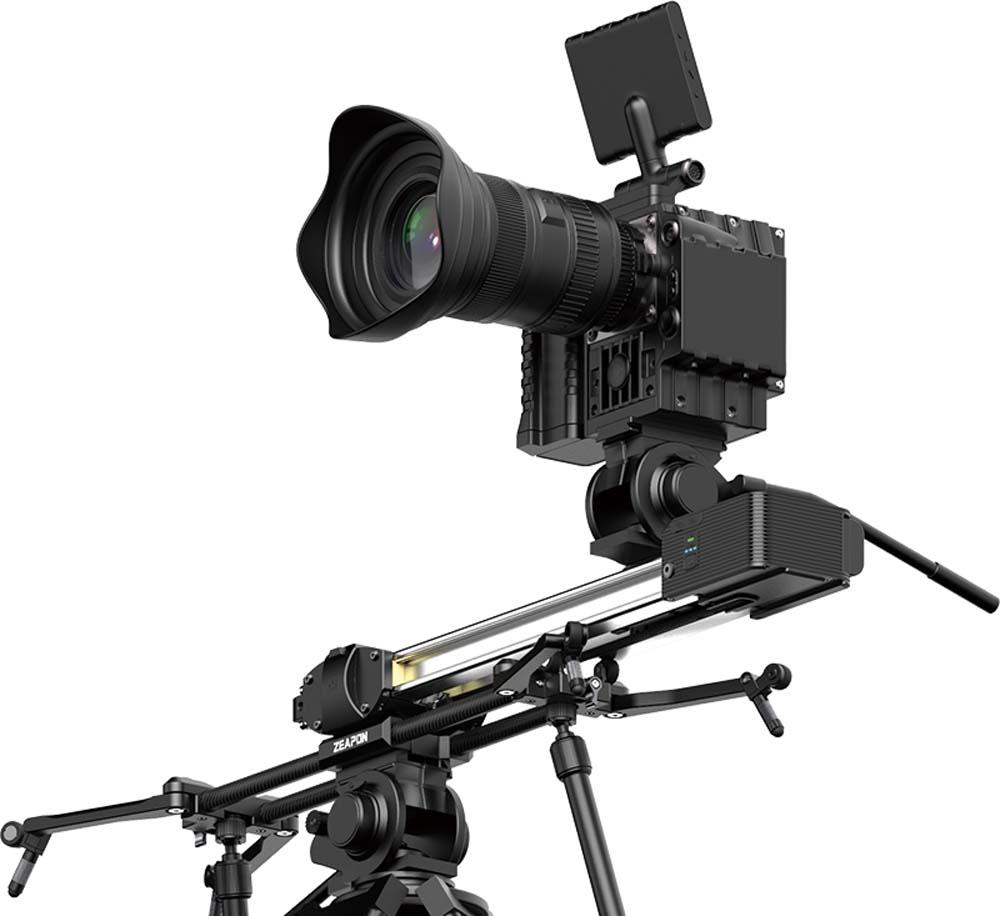 พรีวิว Zeapon Micro2 E800 Motorized Slider รางเลื่อนมอเตอร์ไฟฟ้าอเนกประสงค์ ถ่ายวิดีโอได้หลายมุมมองสำหรับงานระดับมืออาชีพ