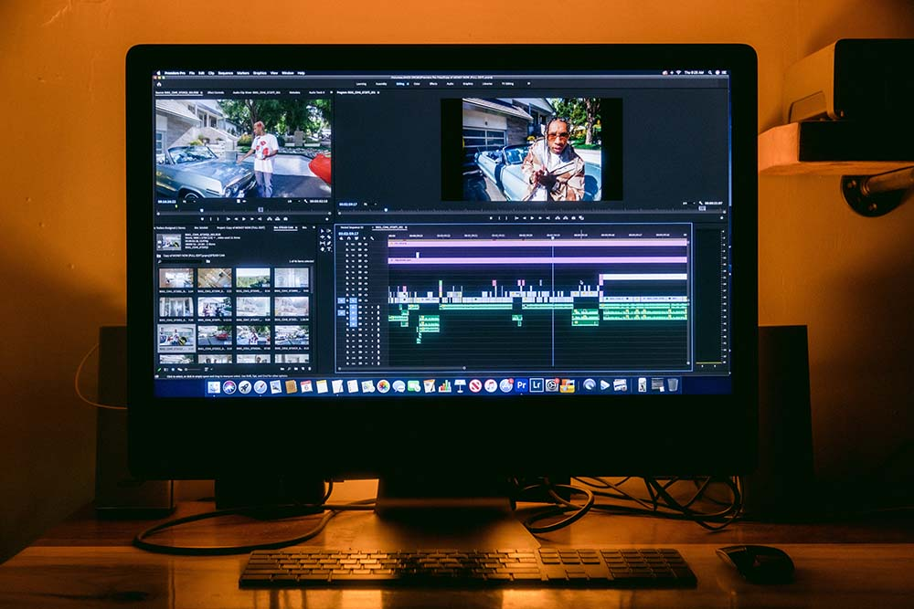 รวมเทคนิคตัดต่อวีดีโอแบบมืออาชีพ