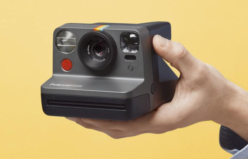 พรีวิว POLAROID NOW กล้องโพรารอยด์อารมณ์วินเทจ ถ่ายภาพสวย
